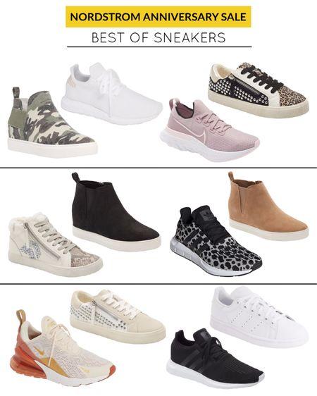 Best of Sneakers for the NSALE //   Nordstrom Anniversary Sale http://liketk.it/2Tzo0 @liketoknow.it #liketkit #LTKshoecrush #LTKstyletip #LTKsalealert