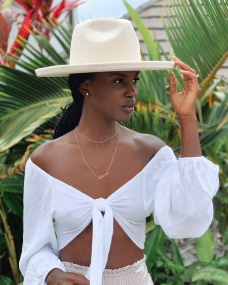 Summer hats  Neutrals   #LTKSeasonal #LTKDay #LTKstyletip