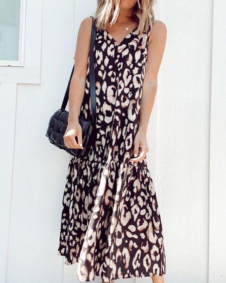h&m dress, maxi dress  #LTKunder50 #LTKstyletip