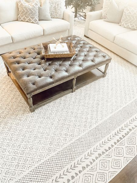 Remember when I posted a few weeks ago asking for help choosing between rugs? You voted this one and I'm SO in love with it! ✨ it fits our living room perfectly!  http://liketk.it/35h98 #rug #homedecor #roommakeover #arearugs #interiordesign #designer #interiors #interiorstyling #realtor #realestateagent #newconstruction #dreamhome #homegoals #dfwrealestate #designingdfw #sellingdfw #yourhome #newhome #newbuildjourney #journeyhome #southlaketx #flowermoundtx #kellertx #friscotx #prospertx #celinatx #fortworthtx #dallastx #fortworthrealtor #dallasrealtor  #StayHomeWithLTK #LTKhome #LTKstyletip