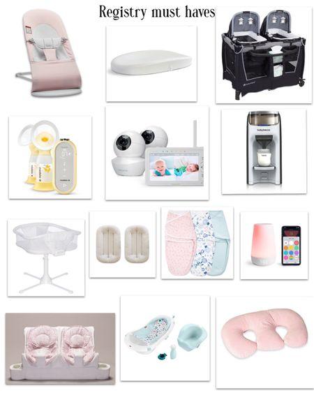Baby registry must-haves   #LTKhome #LTKbump #LTKfamily