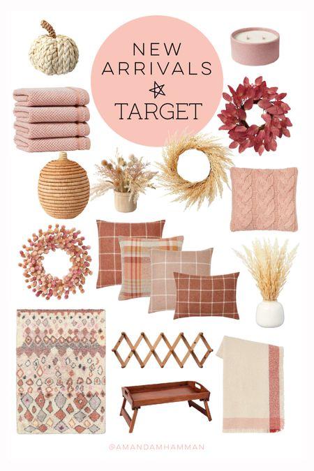 Target, new arrivals, fall, home   #LTKunder50 #LTKSeasonal #LTKhome