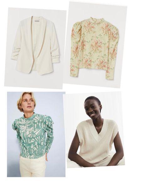 H&M spring/summer items you didn't know you needed! 😉   #LTKsalealert #LTKstyletip #LTKSeasonal
