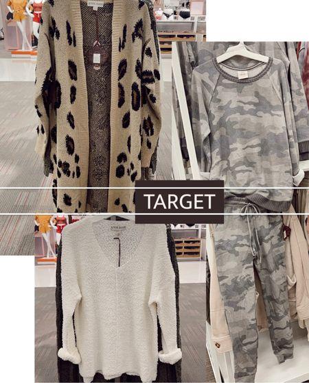 Target fall sweater and dresses.      #LTKSeasonal #LTKunder50 #LTKstyletip