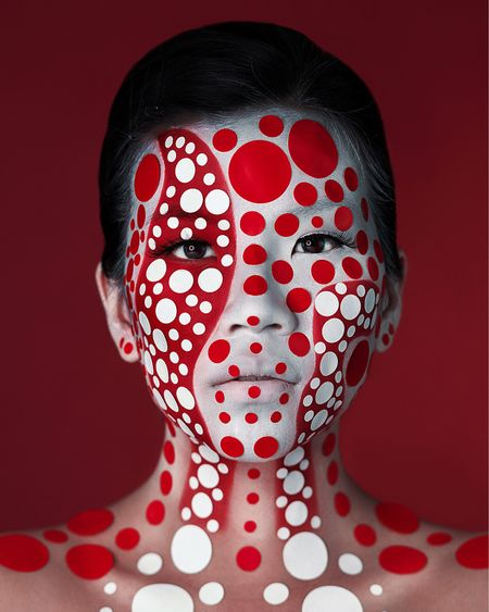 YAYOI KUSAMA INSPIRED RED AND WHITE AVANT-GARDE MAKEUP  GET THE LOOK:  NYX Professional Makeup Cosmetics Angel Veil Skin Perfecting Primer* Ben Nye Makeup Brights Creme Rouge* CC Beauty 12 Flash Color Case in Ivory and Livid Makeup Revolution SFX White Base Face Paint* NYX Professional Makeup Holographic Halo Finishing Powder* Ben Nye Makeup Colorless Luxury Powder* NYX Professional Makeup Modern Dreamer Palette (White and Gray)* BH Cosmetics Take Me Back to Brazil (Red) NYX Professional Makeup Jumbo Eye Pencil in Milk* NYX Professional Makeup Epic Ink Liner in Black*  *gifted Edited with Lightroom and Photoshop  http://liketk.it/3fsgo #liketkit @liketoknow.it #LTKbeauty