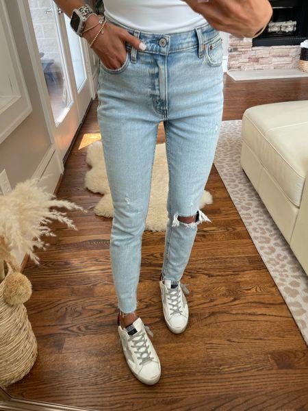 Skinny jeans size 24 short on sale   #LTKunder50 #LTKunder100 #LTKsalealert
