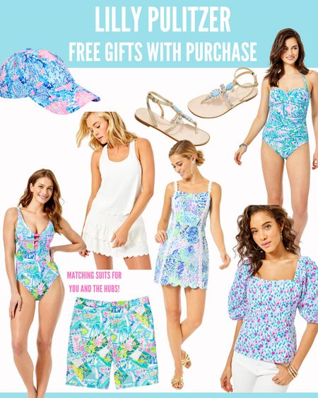 Lilly Pulitzer free gift with purchase! You won't want to miss it!!  http://liketk.it/3jn9A #liketkit @liketoknow.it