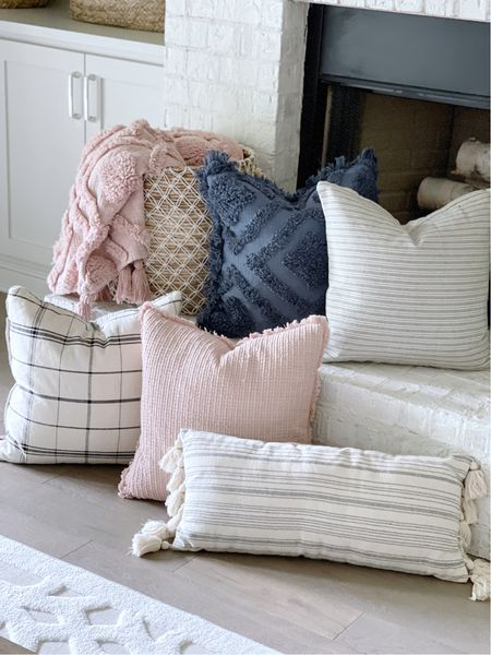 My Texas House pillow collection  Mytexashouse at Walmart   #LTKunder50 #LTKSeasonal #LTKhome