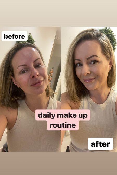 Sharing my everyday make up favorites!   #LTKunder100 #LTKstyletip #LTKbeauty