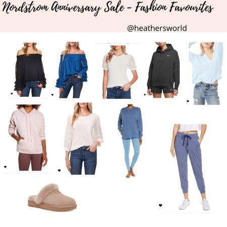 Nordstrom Anniversary Sale - Fashion Favourites   #lktit #sale #fashionsale #nordstrom #nordstromanniversary #cece #ugg   #LTKunder50 #LTKsalealert #LTKunder100