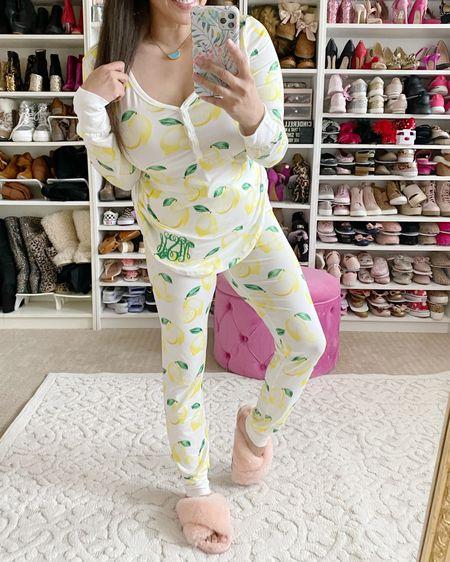 The softest comfiest pajamas http://liketk.it/3fWUr #liketkit @liketoknow.it #LTKsalealert #LTKhome #LTKstyletip