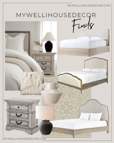 I am linking a few beds inspired in my bedroom. I know you love this look so I have sourced very similar styles so you can replicate at home! Nightstands, bed frames, headboards, lamps, table lamp, home decor, casa luna target home  #LTKsalealert #LTKSeasonal #LTKhome