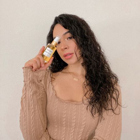 hair oil, hair care, clean beauty  #LTKbeauty