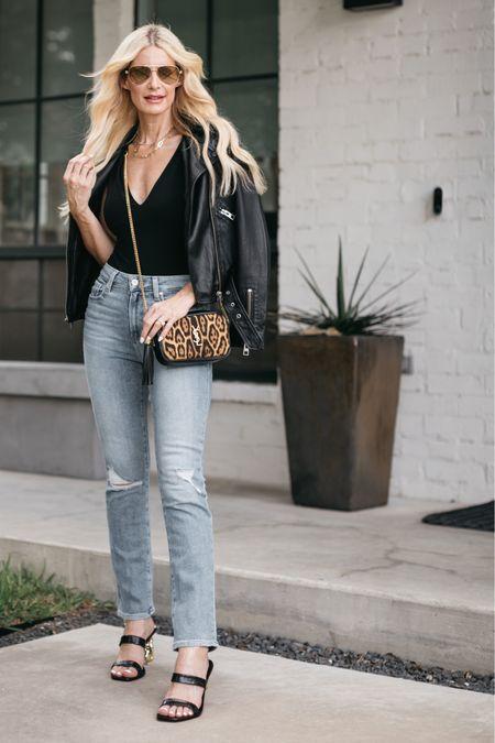 Flattering jeans part of the NSALE wearing a 25   #LTKsalealert #LTKstyletip #LTKunder100