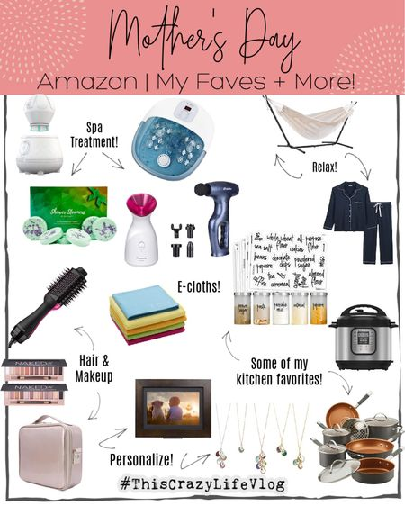 Linked here are some of my favorite #treatyourself items! Enjoy this weekend, mamas! You're all AMAZING!! http://liketk.it/3ezAq #liketkit @liketoknow.it #LTKfamily #LTKstyletip #LTKhome You can instantly shop my Mother's Day gift guide by following me on the LIKEtoKNOW.it shopping app @liketoknow.it.family
