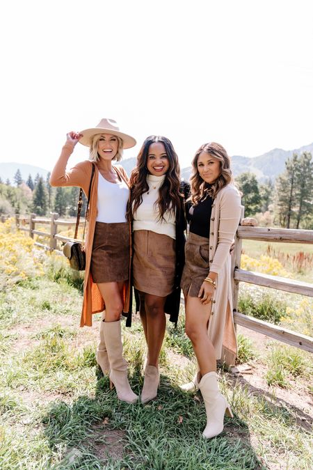 Gibson Look fall styled outfits!  #LTKstyletip