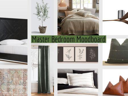 Master bedroom moodboard http://liketk.it/2GREJ #liketkit @liketoknow.it