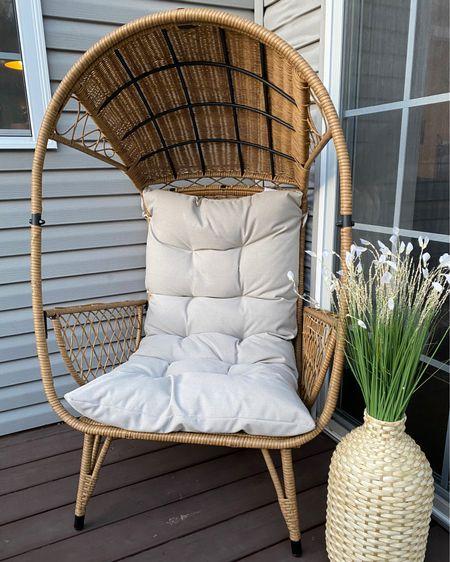 Summer patio decor http://liketk.it/3aXzb #liketkit @liketoknow.it #LTKhome #LTKstyletip #LTKSpringSale @liketoknow.it.family @liketoknow.it.home You can instantly shop my looks by following me on the LIKEtoKNOW.it shopping app