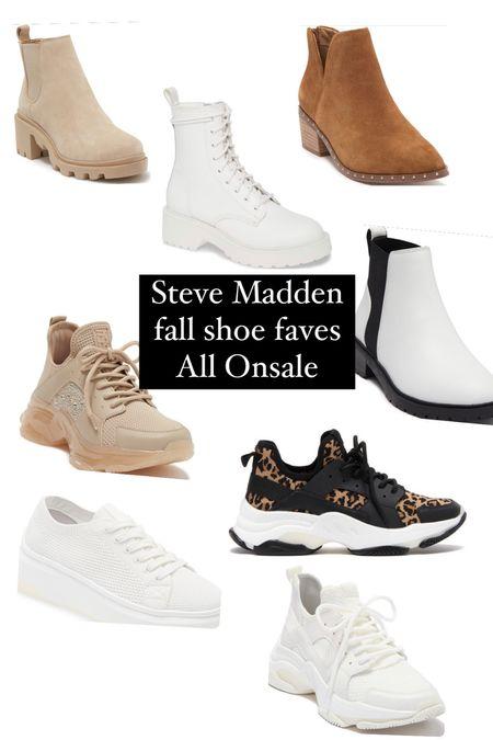 Fall booties and sneakers all onsale under $100  #LTKsalealert #LTKunder100 #LTKshoecrush