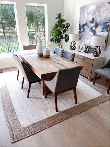 Home decor dining room rug  #LTKSeasonal #LTKhome #LTKsalealert