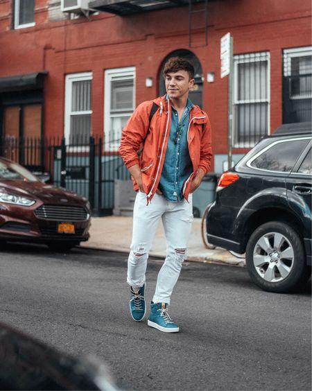 B O Y  B L U E • shops these shoes via http://liketk.it/2vrUv #liketkit @liketoknow.it