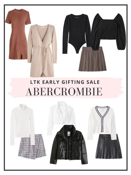 Last day to shop the LTK Early Gifting Sale for 25% off Abercrombie - they have cutest fall styles and it's the perfect time to stock up   #LTKSeasonal #LTKSale #LTKGiftGuide