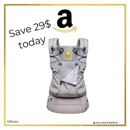 Save $29 on this lillebaby carrier   #LTKbaby #LTKfamily