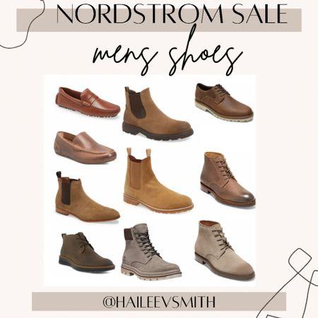 my top Nordstrom Anniversary Sale men's shoe picks!   Nordstrom Anniversary Sale // men's // men's shoes // nordy sale // nsale // men's fashion // dress shoes // work wear   #LTKunder100 #LTKmens #LTKshoecrush