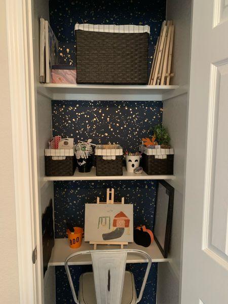 Craft closet! Target decor! Fall decor!   #LTKhome #LTKfamily #LTKSeasonal