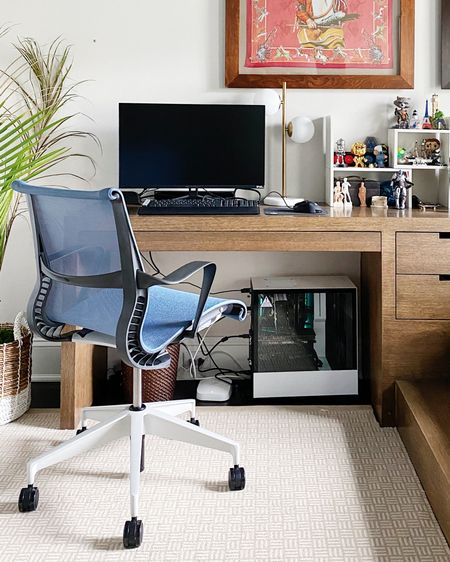 Details from my teenage son's bedroom work space desk and desk chair modern design http://liketk.it/3k6cr #liketkit @liketoknow.it   #LTKhome #LTKstyletip #LTKkids