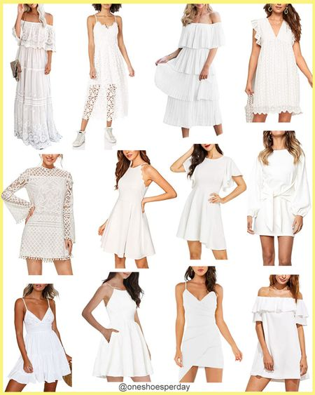 Amazon White Dresses    http://liketk.it/3kHOs @liketoknow.it #liketkit #LTKDay #LTKsalealert #LTKunder50 #LTKunder100 #LTKtravel #LTKworkwear #LTKshoecrush #nsale #LTKSeasonal #sandals #nordstromanniversarysale #nordstrom #nordstromanniversary2021 #summerfashion #bikini #vacationoutfit #dresses #dress #maxidress #mididress #summer #whitedress #swimwear #whitesneakers #swimsuit #targetstyle #sandals #weddingguestdress #graduationdress #coffeetable #summeroutfit #sneakers #tiedye #amazonfashion   Nordstrom Anniversary Sale 2021   Nordstrom Anniversary Sale   Nordstrom Anniversary Sale picks   2021 Nordstrom Anniversary Sale   Nsale   Nsale 2021   NSale 2021 picks   NSale picks   Summer Fashion   Target Home Decor   Swimsuit   Swimwear   Summer   Bedding   Console Table Decor   Console Table   Vacation Outfits   Laundry Room   White Dress   Kitchen Decor   Sandals   Tie Dye   Swim   Patio Furniture   Beach Vacation   Summer Dress   Maxi Dress   Midi Dress   Bedroom   Home Decor   Bathing Suit   Jumpsuits   Business Casual   Dining Room   Living Room     Cosmetic   Summer Outfit   Beauty   Makeup   Purse   Silver   Rose Gold   Abercrombie   Organizer   Travel  Airport Outfit   Surfer Girl   Surfing   Shoes   Apple Band   Handbags   Wallets   Sunglasses   Heels   Leopard Print   Crossbody   Luggage Set   Weekender Bag   Weeding Guest Dresses   Leopard   Walmart Finds   Accessories   Sleeveless   Booties   Boots   Slippers   Jewerly   Amazon Fashion   Walmart   Bikini   Masks   Tie-Dye   Short   Biker Shorts   Shorts   Beach Bag   Rompers   Denim   Pump   Red   Yoga   Artificial Plants   Sneakers   Maxi Dress   Crossbody Bag   Hats   Bathing Suits   Plants   BOHO   Nightstand   Candles   Amazon Gift Guide   Amazon Finds   White Sneakers   Target Style   Doormats  Gift guide   Men's Gift Guide   Mat   Rug   Cardigan   Cardigans   Track Suits   Family Photo   Sweatshirt   Jogger   Sweat Pants   Pajama   Pajamas   Cozy   Slippers   Jumpsuit   Mom Shorts  Denim Shorts   Jean