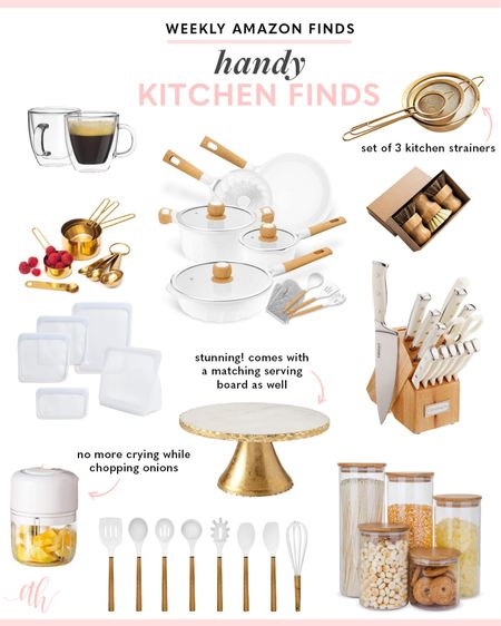Amazon finds for the kitchen, kitchen must haves from Amazon http://liketk.it/3h58L #liketkit @liketoknow.it #LTKfamily #LTKhome