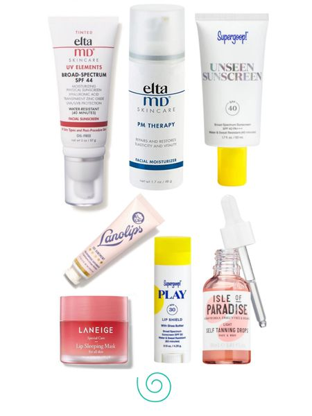 Skincare favorites. Best sunscreen best moisturizer http://liketk.it/3fwn7 #liketkit @liketoknow.it   #LTKunder50 #LTKbeauty #LTKtravel
