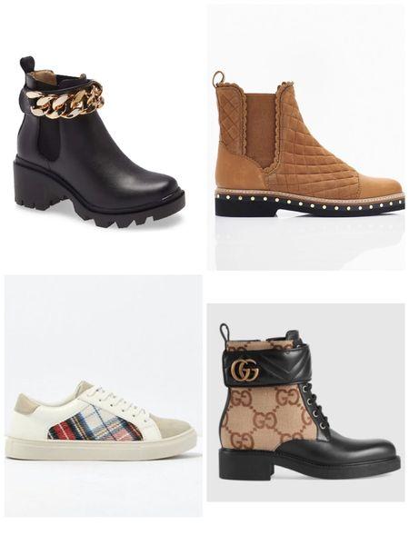 Major shoe crush  Free people, Steve Madden, American Eagle and Gucci boots    #LTKunder50 #LTKshoecrush #LTKunder100