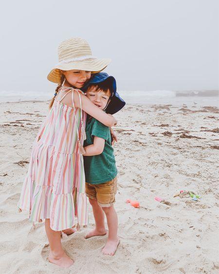 { sibling hug on the beach 😍🤍👧🏻👶🏻 http://liketk.it/2NGSe #liketkit @liketoknow.it #LTKfamily #LTKkids #LTKunder50 }