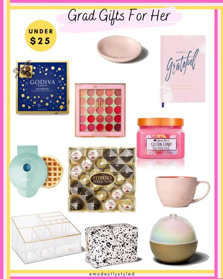 Give your graduating girl something nice for her hard work. Check out these nice finds from Target that are all under $25!!!   http://liketk.it/3fEz8 @liketoknow.it #liketkit #LTKunder50 #LTKbeauty #LTKSpringSale #LTKsalealert #LTKstyletip #gradgifts #gifts #giftsforher