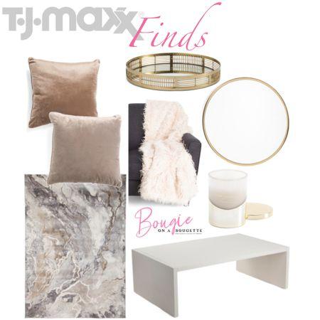 TJMaxx Finds!💕  #LTKstyletip #LTKhome #LTKfamily