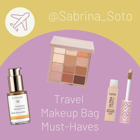 I'm about to leave on another trip ✈️ for a shoot, and while I'm packing up, I thought I'd share my 3 must-haves from @ultabeauty @tartecosmetics and @drhauschka.us!   Anyone else been loving these too?  PS — You can shop them all with the link in my bio on the @liketoknow.it app! #liketkit http://liketk.it/3eyXL #LTKtravel