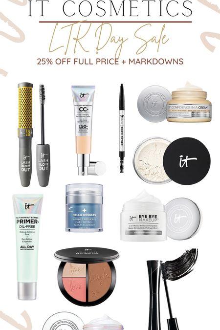 LTK Day Sale! IT Cosmetics 25% off full price + markdowns! 💕  #LTKbeauty #LTKSale #LTKsalealert
