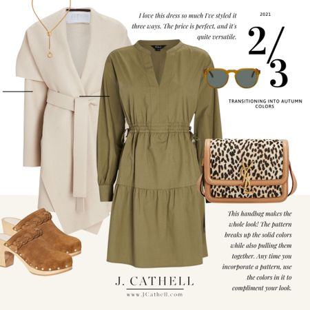 I spent today changing out my summer wardrobe and bringing out my fall pieces. I realized I had many pieces that have been in my closet year after year. When you invest in solid items that you love, you'll have them for seasons to come. I love finding seasonal pieces that are interchangeable with unique staples.   #LTKitbag #LTKshoecrush #LTKstyletip