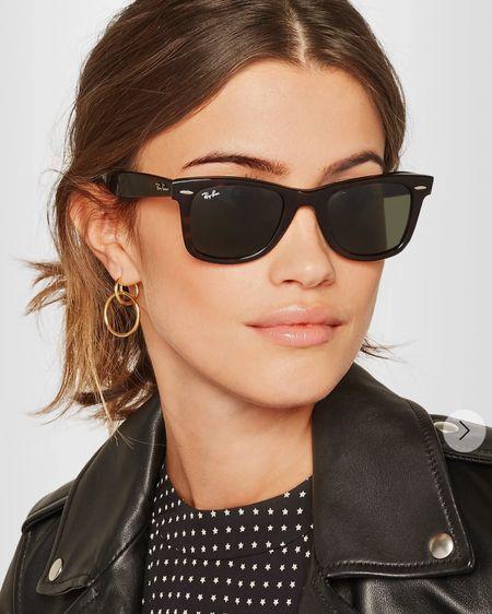 @liketoknow.it #liketkit http://liketk.it/3gorj original wayfarer rayban sunglasses