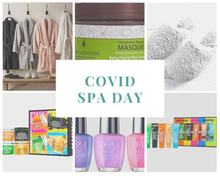 Plan your at home Mommy and Me spa day or just treat yourself to a pampering day covid style.  Buy while the sales are going on!!  #LTKbeauty #LTKgiftspo #StayHomeWithLTK
