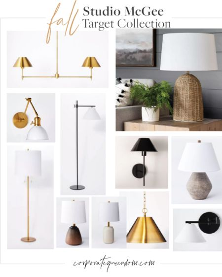 Studio McGee's Fall 2020 Target Collection releasesd this week and it's soo good! These are all the LIGHTS from the collection. Such quality options, including wall sconces and pendant lights! You can shop the collection here! http://liketk.it/2WHaW http://liketk.it/2WHck #liketkit @liketoknow.it http://liketk.it/2WHmr