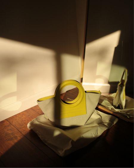 Lemon bag for your summer style  http://liketk.it/3inQ1 #liketkit @liketoknow.it #LTKtravel #LTKstyletip