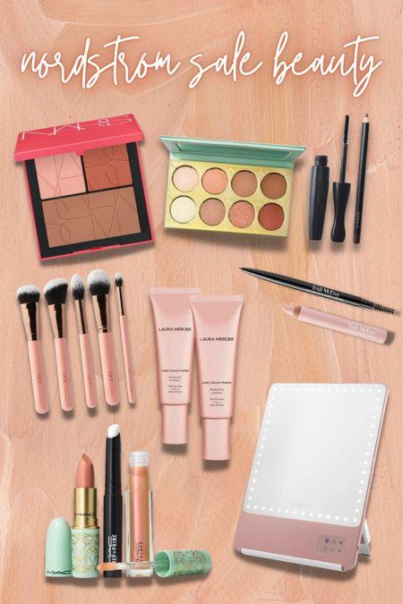 Nordstrom, sale, beauty, makeup, cosmetics, primer, brushes, mirror, brows, eyeshadow, mascara, eyeliner, eye makeup, blush, face makeup, skincare, lipstick, Nars, MAC, Laura mercier http://liketk.it/3jUDZ #liketkit @liketoknow.it #LTKbeauty #LTKsalealert #LTKitbag You can instantly shop all of my looks by following me on the LIKEtoKNOW.it shopping app