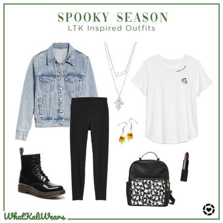 Spooky Season Ready with Thai cute outfit 👻  #spookyseason #oldnavy   #LTKSeasonal #LTKcurves #LTKstyletip