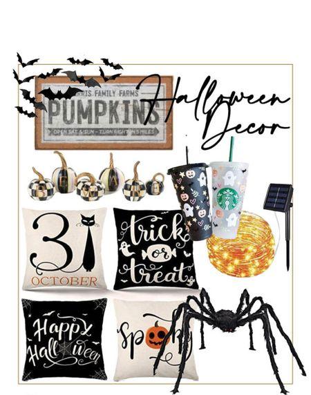 Halloween // Fall farmhouse  #LTKunder50 #LTKhome #LTKHoliday