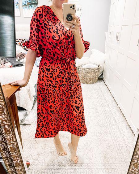Leopard and cheetah print dresses for spring http://liketk.it/2KuCw #liketkit @liketoknow.it #LTKstyletip #LTKspring #LTKunder100