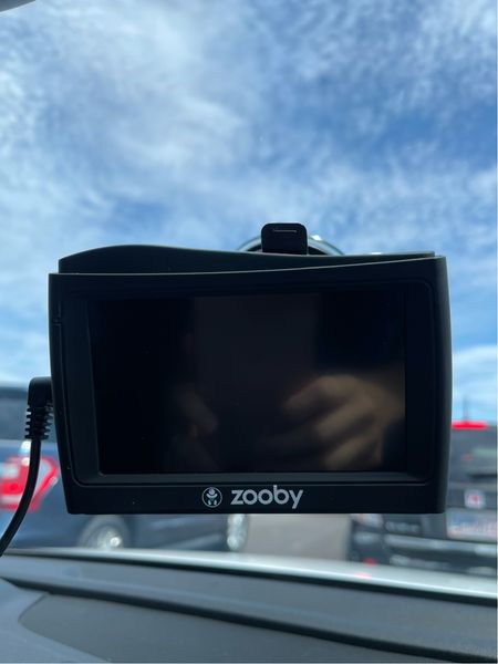 Baby car camera