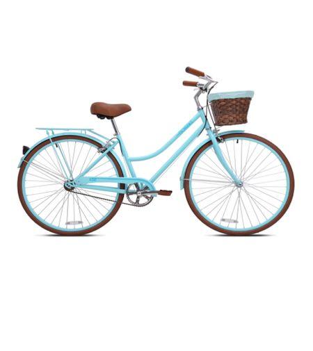 Cute bike with front basket for summer or by the beach   #LTKhome #LTKSeasonal #LTKsalealert